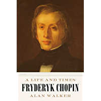 Fryderyk Chopin: A Life and Times book cover
