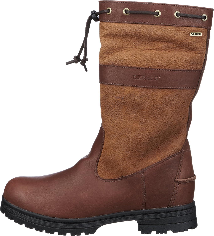 Sebago Mens Dorset High Boots