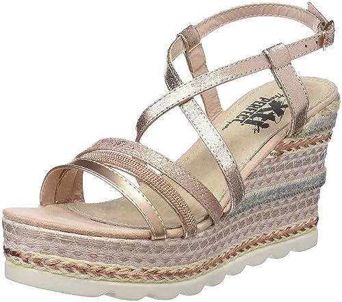 d8ff826d1fa XTI 47776, Sandalia con Pulsera para Mujer: Amazon.es: Zapatos y  complementos