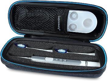 Supremery Bolsa para Oral-B Pulsonic Slim Cepillo dental sónico Caja Envoltura protectora Estuche Bolsa de transporte: Amazon.es: Electrónica