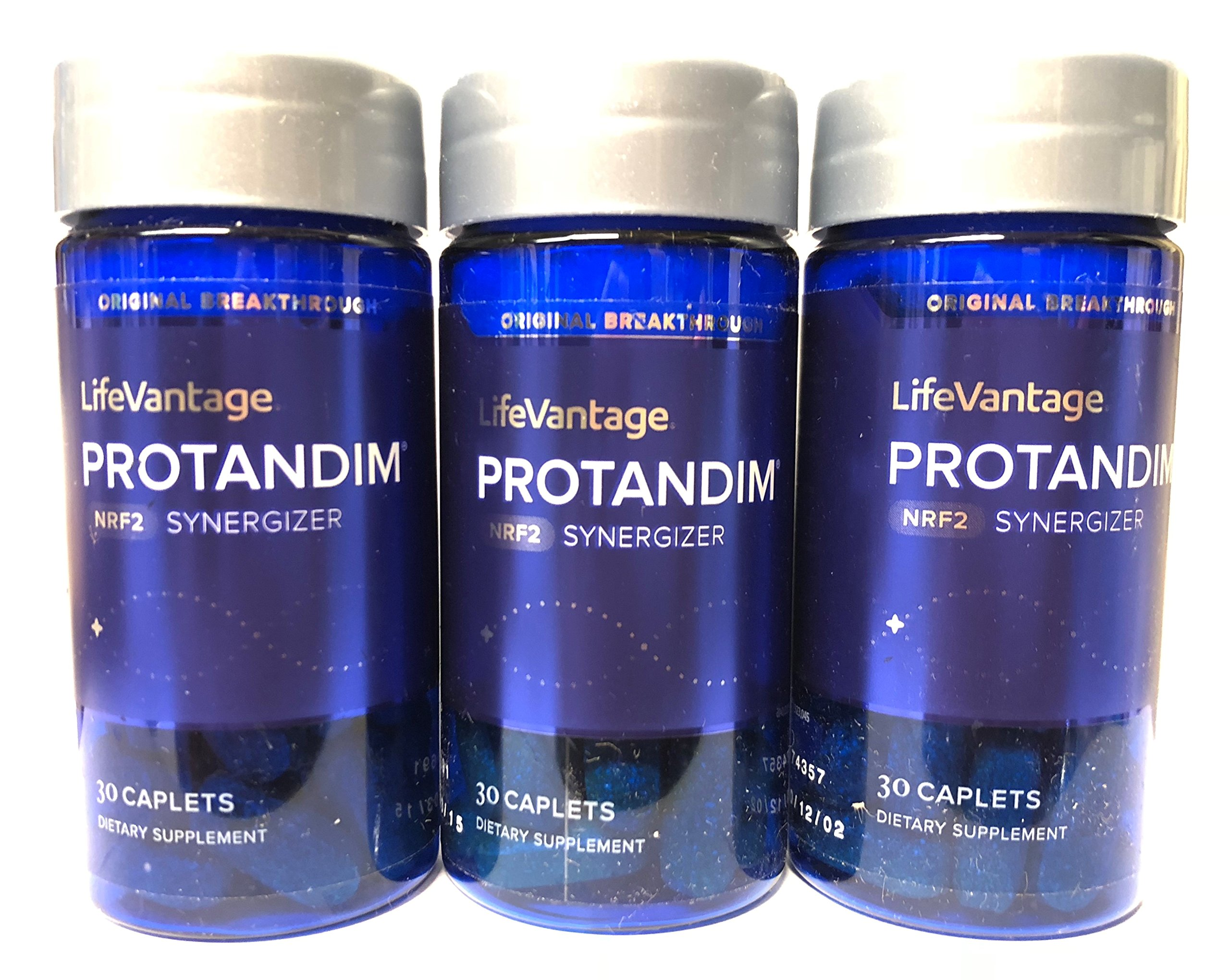 Protandim NFR2 Synergizer (30 Cap/ea) (3 Bottle)