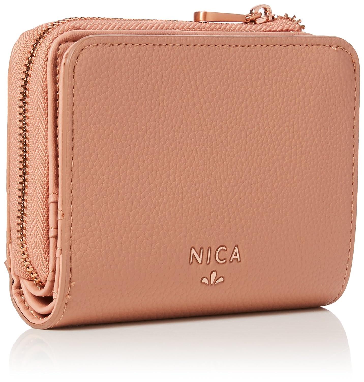 Womens Gina Wallet Pink (Almond Quilt) Nica mg017nDIr