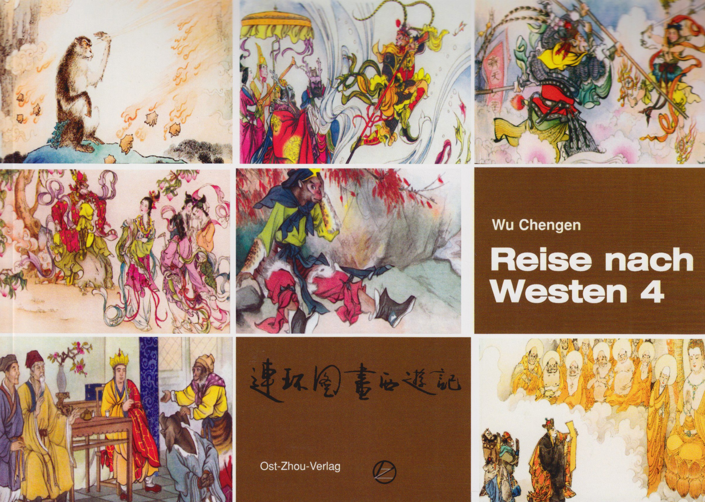 Reise nach Westen 4
