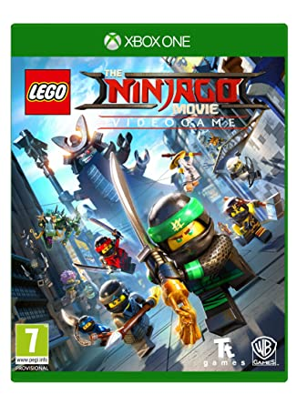 LEGO Ninjago Movie Game Videogame: Amazon.co.uk: PC & Video Games