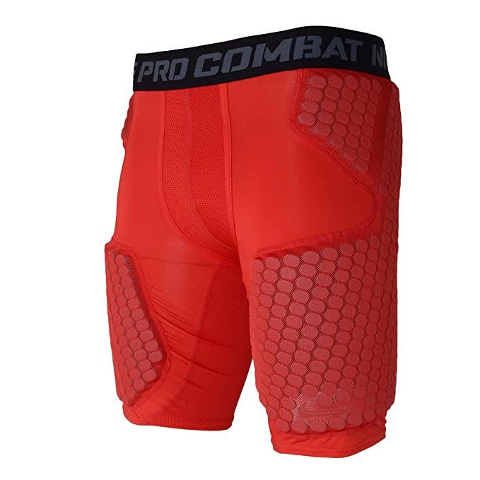 45dd2a180ff60 Amazon.com : Nike Pro Combat Hyperstrong Dri-Fit Padded Compression ...