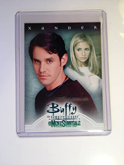 Amazon Buffy The Vampire Slayer And The Men Of Sunnydale