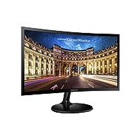 Samsung C24F390F 61 cm (24 Zoll) Curved Monitor (VGA, HDMI, 16:9, 4ms)