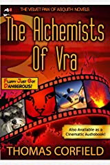 The Alchemists Of Vra (The Velvet Paw Of Asquith Novels Book 3) Kindle Edition