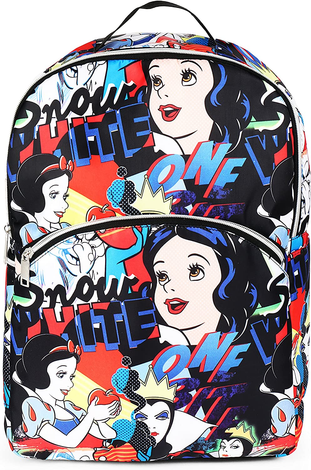 Disney Snow White All Over Print Backpack School Bag for Girls