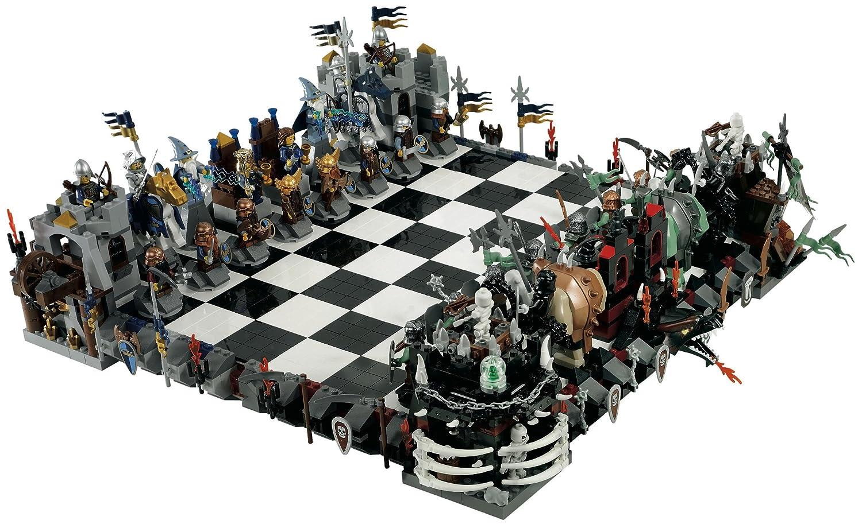 LEGO® Castle 852293 Das Große Schach Schachspiel