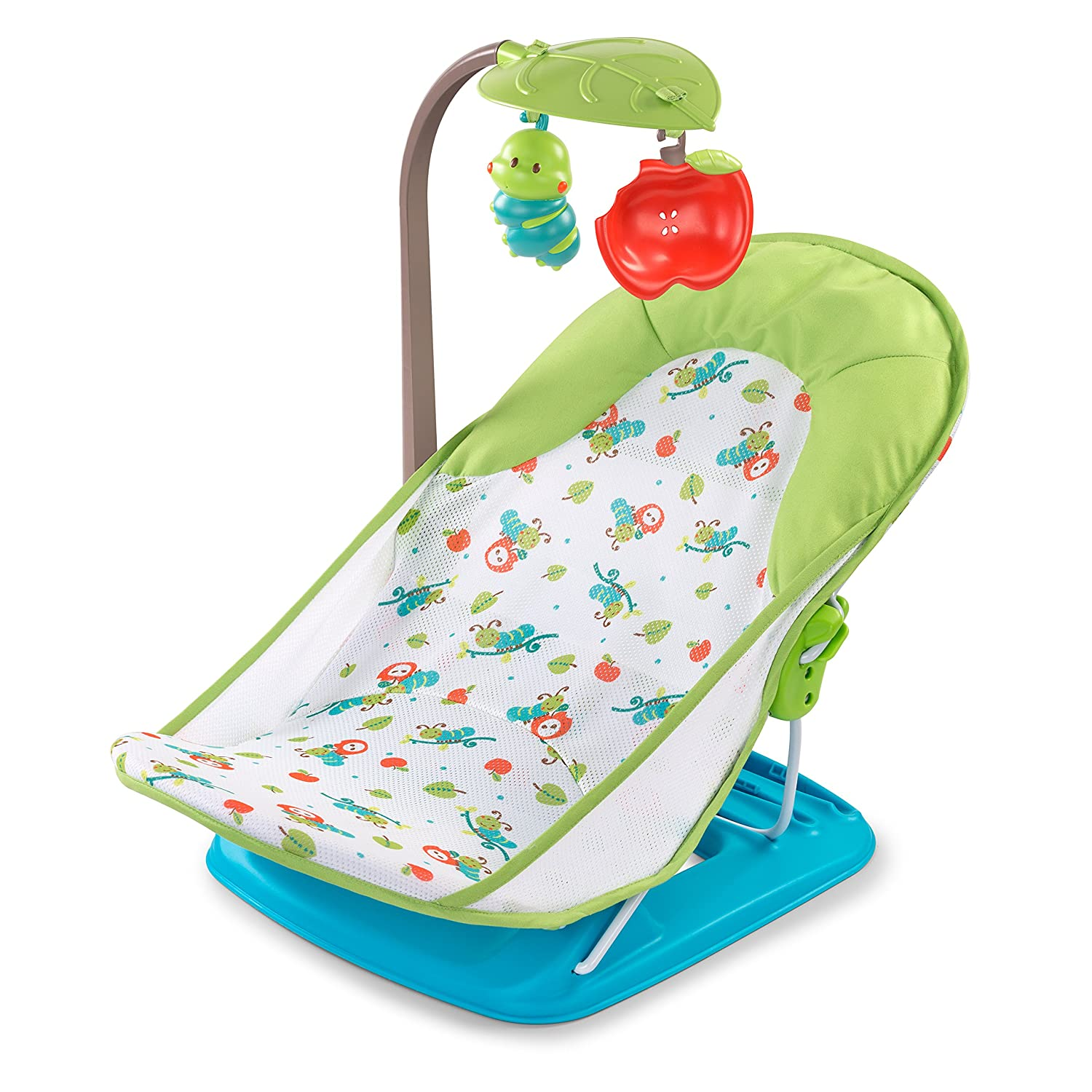 Summer Infant Deluxe Baby Bather Caterpillar with Toybar: Amazon ...