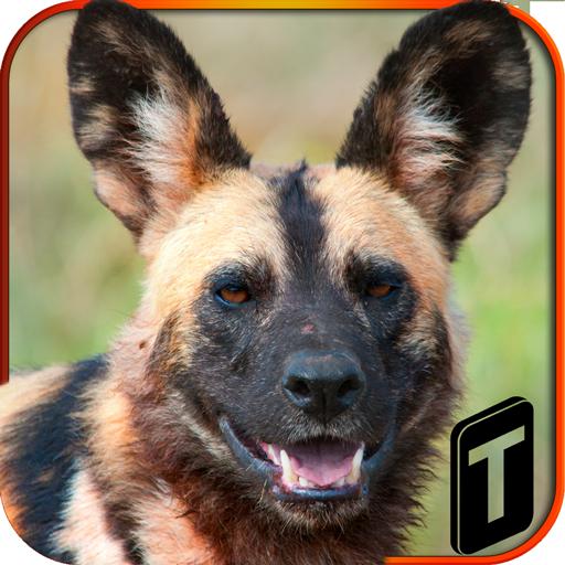 wild-dog-simulator-3d