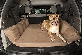 product image for Backseat Barker: SUV Edition (Orthopedic Shock-Absorbing Big Barker Dog Bed for Back of Sport Utility Vehicles)