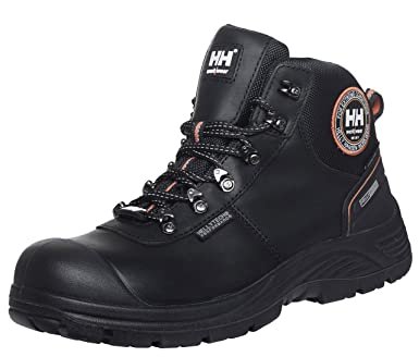 64439a222ad Helly Hansen Workwear Safety Chelsea Mid HT 78250 WR High Shoes S3 SRC,  34-078250-39