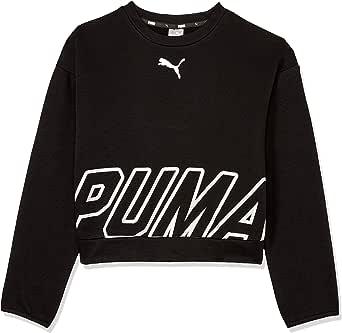 PUMA Alpha Crew Sweat TR G Sudadera Niñas