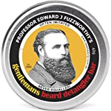 Professor Fuzzworthy's Beard SHAMPOO BAR| All Natural | Chemical Free | Essential Plant Oils | Handmade in Tasmania Australia - 125gm