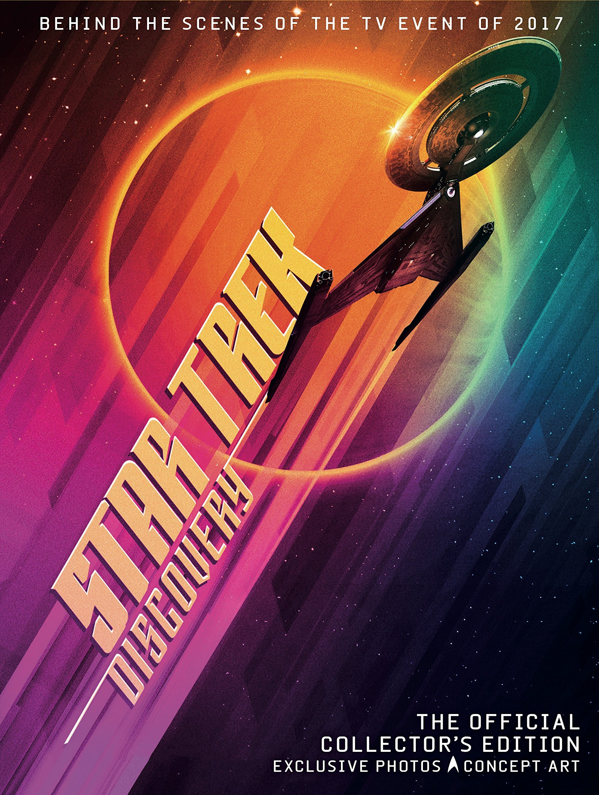 Star Trek Discovery Official Collector S Edition Amazon Co