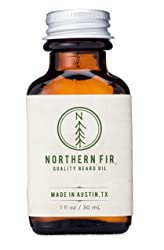 northern fir beard oil conditioner