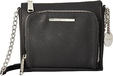 Steve Madden Women s Bgrande Black One Size  Handbags  Amazon.com ffd495963743f