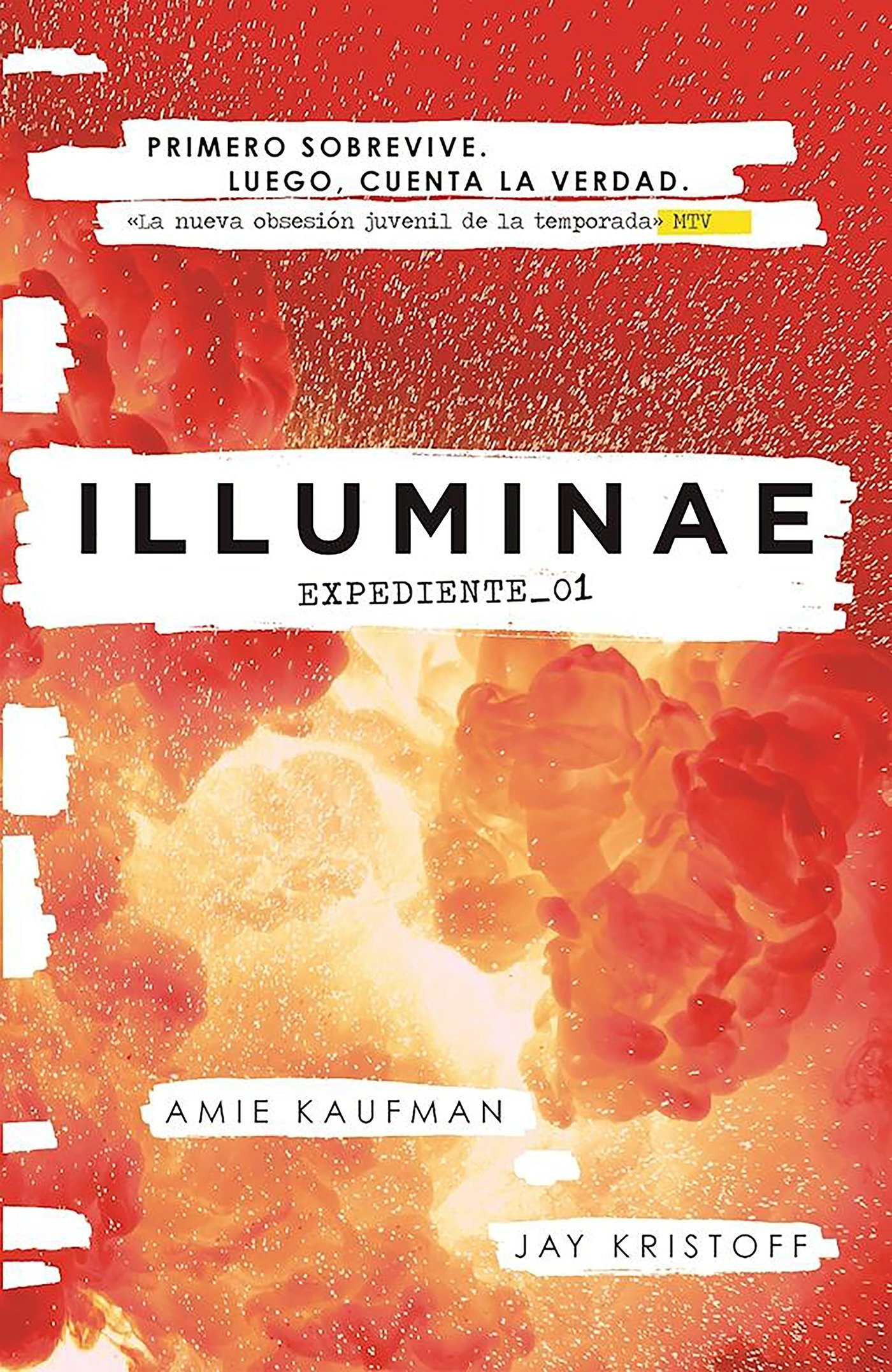 Illuminae. Expediente_01 (Spanish Edition): Amie Kaufman ...