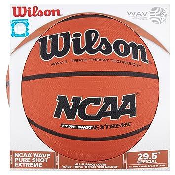 Wilson Wave Wtb0673 Triple Threat Technology - Balón de Baloncesto ...