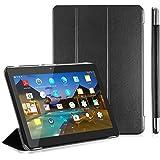 LNMBBS Funda K107 (4+64G) 10.1 Pulgadas Tablet(Negro)