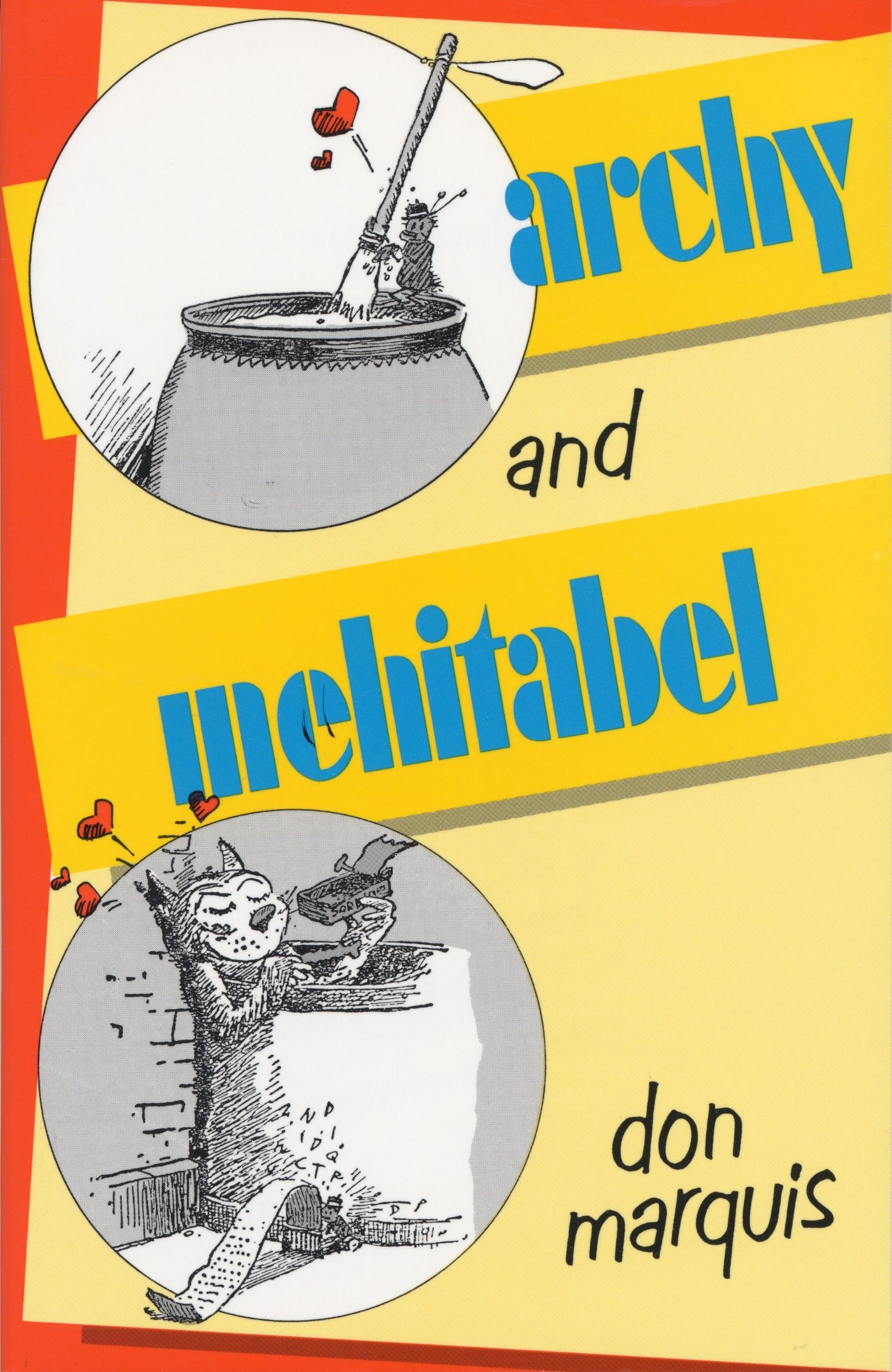 Archy and Mehitabel: Amazon.es: Don Marquis: Libros en idiomas extranjeros