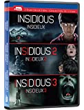 Insidious/Insidious: Chapter 2/Insidious: Chapter 3: DVD Triple Feature (Bilingual)