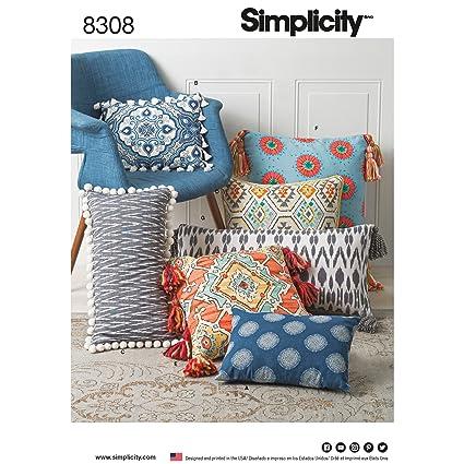 Amazon.com: Simplicity Creative Patterns US8308OS Sewing Pattern ...