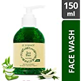 ST. D'VENCE Essential Tea Tree Oil and Neem Face Wash, 150ml