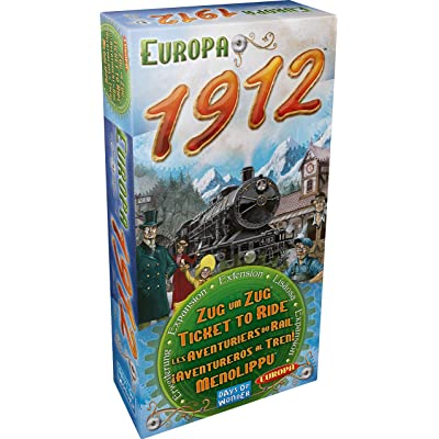 Ticket to Ride: Europa 1912 Expansion: Toys & Games