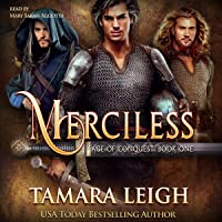 Merciless: A Medieval Romance: Age of Conquest, Book 1