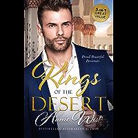 Kings Of The Desert/The Sultan's Harem Bride/The Desert King's Secret Heir/The Desert King's Captive Bride (Desert Vows)
