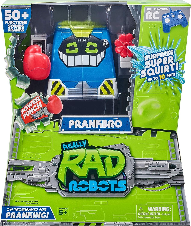 Really Rad Robots - Prankbro
