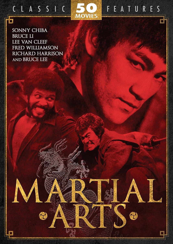 Amazon.com: Martial Arts 50 Movie Pack: Black Cobra - The ...