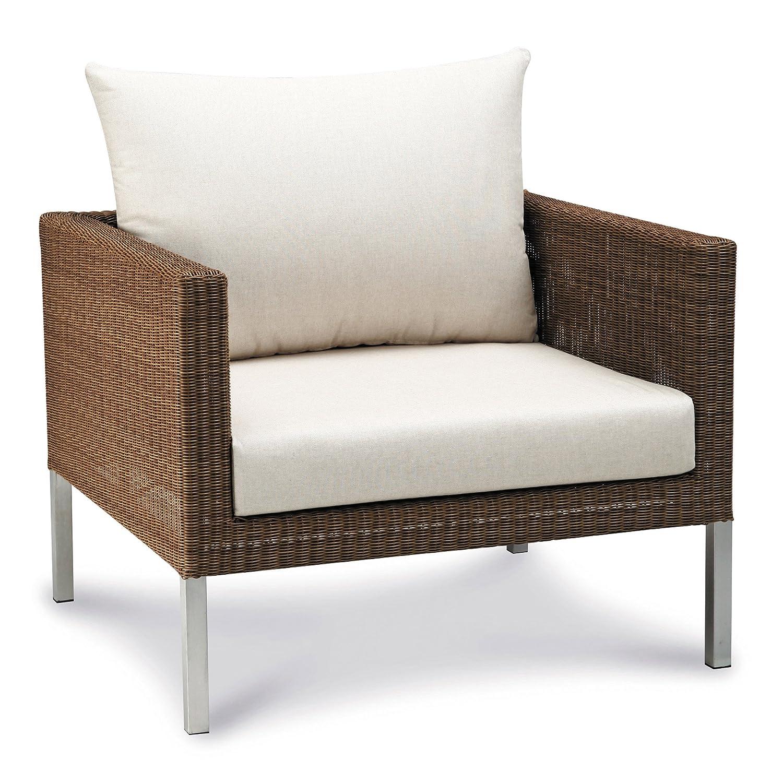 Best 2780230 - Cojín para sillas de Exterior, Blanco 02780230