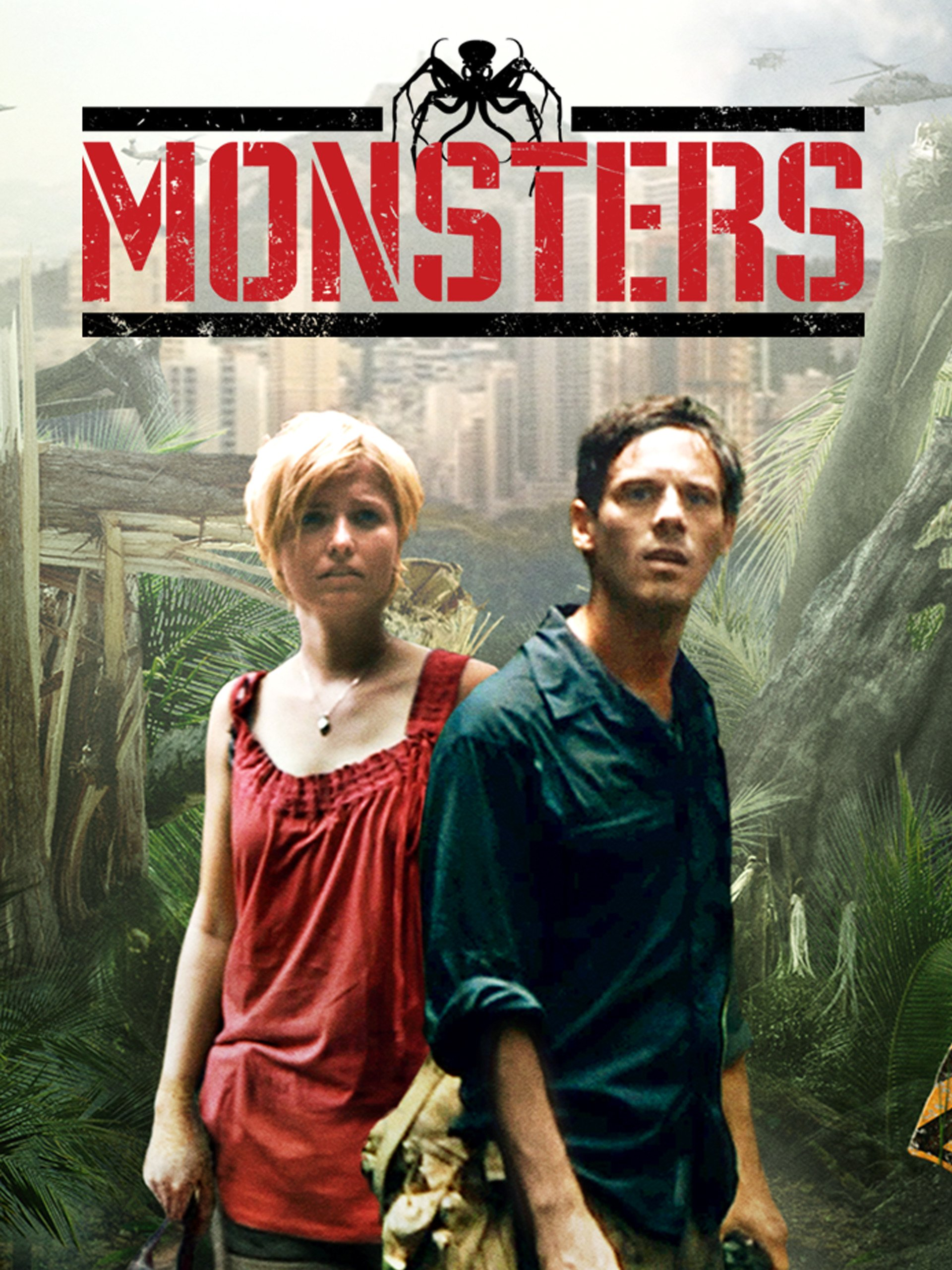 Watch Monsters Prime Video
