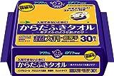 日本製紙クレシア アクティ からだふきタオル (超大判・超厚手) 30枚