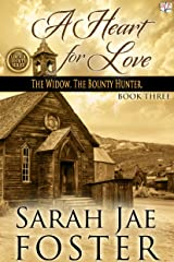 A Heart for Love (Lincoln County Series Book 3) Kindle Edition