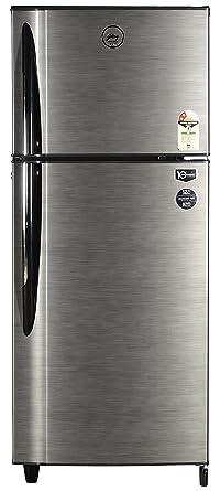 Godrej 240 L 2 Star Frost-Free Double-Door Refrigerator (RT Eon 240 C 2.4, Silver Stroke)