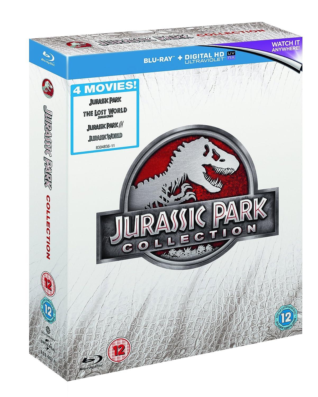 Jurassic Park Collection [Blu-ray] [Region Free]: Amazon co