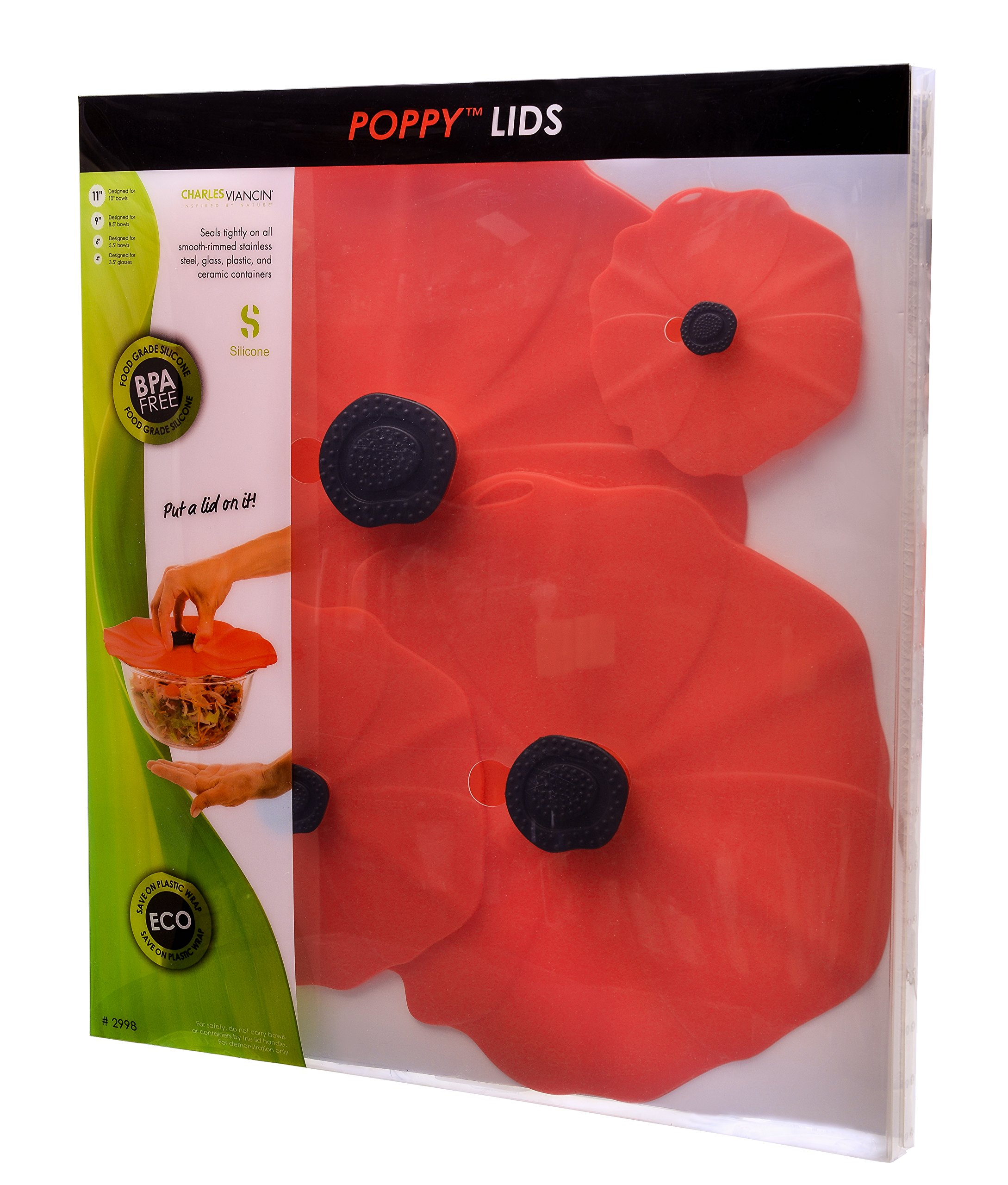 Poppy Gift Set by Charles Viancin