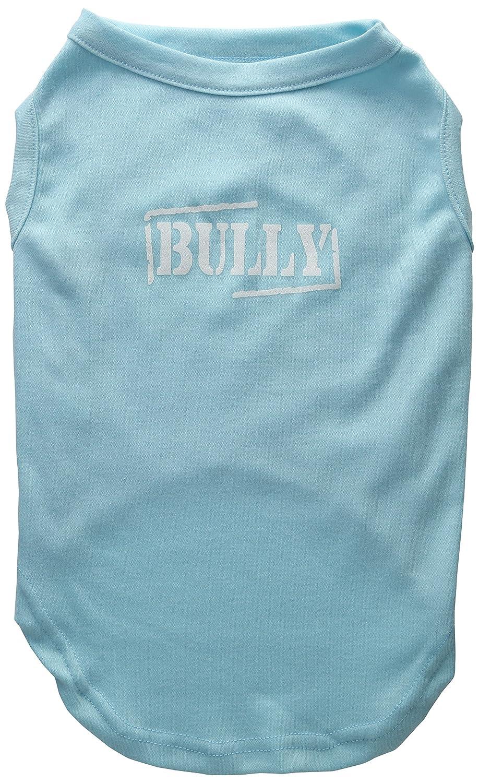 Dog   Cat   Pet Charms Bully Screen Printed Shirt Aqua XL (16)
