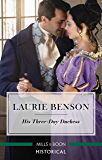 His Three-Day Duchess (The Sommersby Brides)
