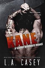 KANE (Slater Brothers Book 3) Kindle Edition