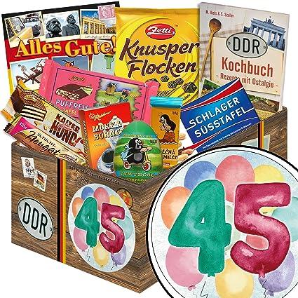 Poster Ideen Zum 45 Geburtstag Redbubble