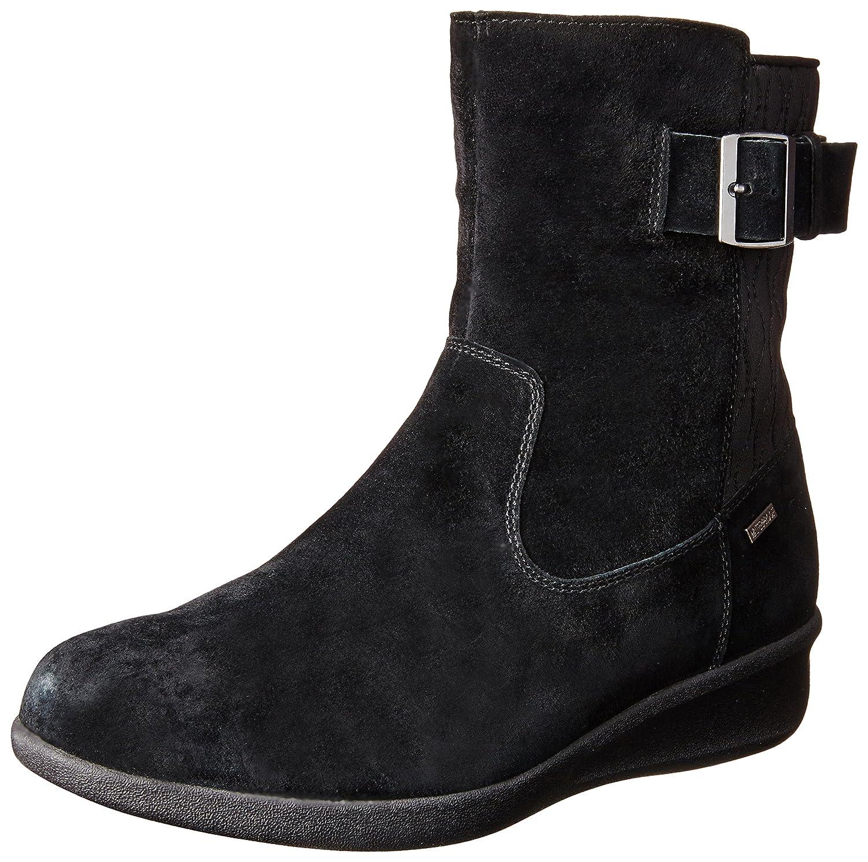 Aravon Women's Linda-AR Boot B00UA078HS 8.5 D US|Black Suede