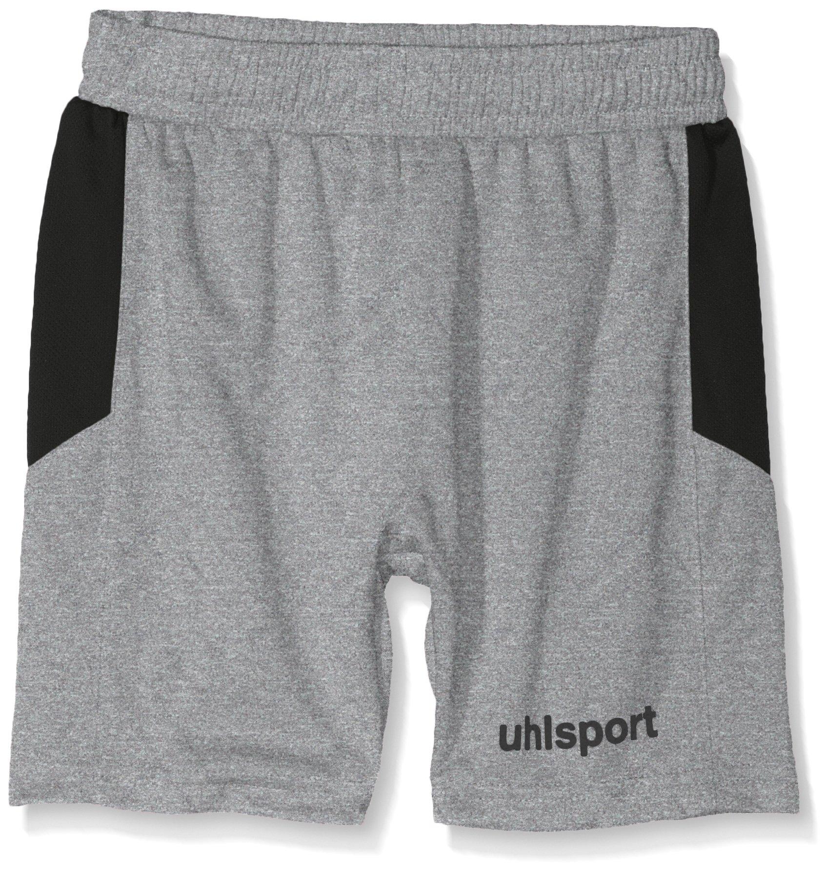 Uhlsport GOAL GK Shorts Size L grey/black by uhlsport