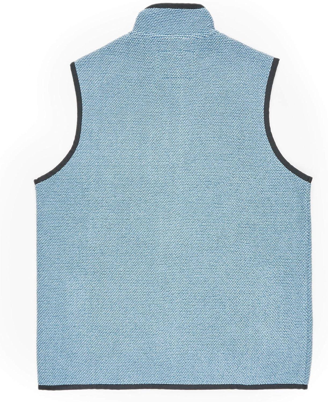 Highland Alpaca Vest Slate X-Small