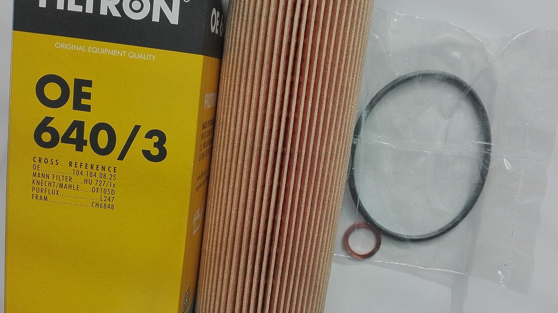 FILTRON OE640//3 Blocs Moteur